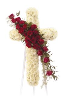 Red & White Cross