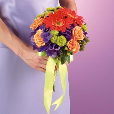 Bridesmaid Bouquet 02