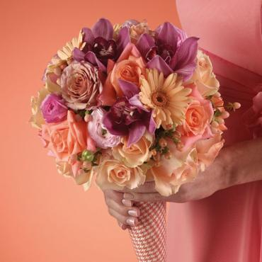 Bridesmaid Bouquet 18
