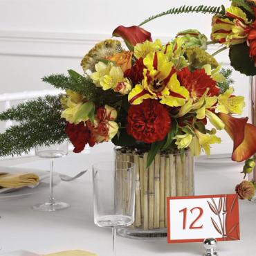 Medium Cylinder Centerpiece
