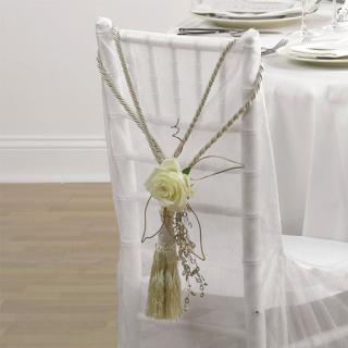 Chair Cover Decoration