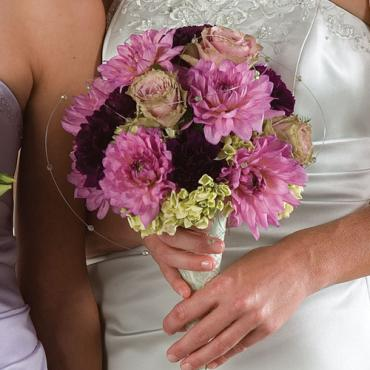 Bridesmaid Bouquet 16